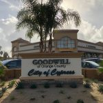 Goodwill of Orange County Cypress store front