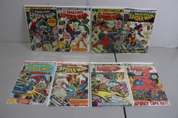 8 Amazing Spider-Man Comic Books 20 Cents Covers