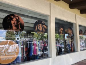 Photo taken from outside of Goodwill of Orange County store
