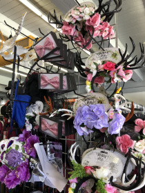 Halloween accessories at Goodwill of Orange County